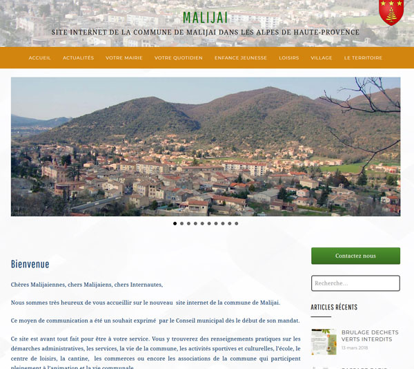 malijai-site